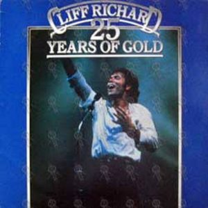 RICHARD-- CLIFF - 25 Years Of Gold - 1