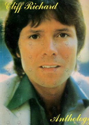 RICHARD-- CLIFF - Anthology Song Book - 1