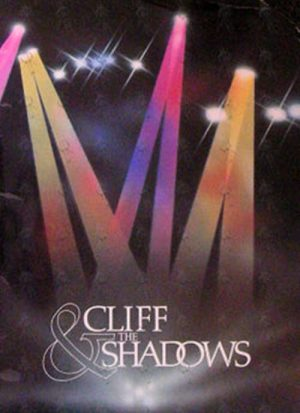 RICHARD-- CLIFF - Cliff And The Shadows 1984 Tour Program - 1