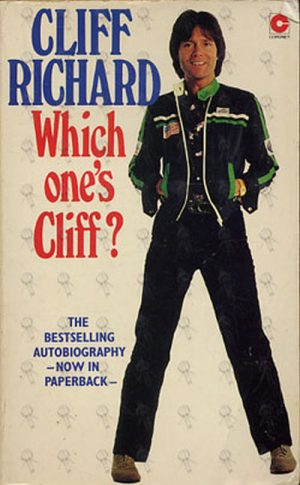 RICHARD-- CLIFF - Which One's Cliff? (Coronet) - 1