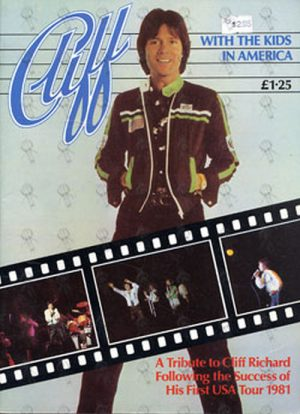 RICHARD-- CLIFF - With The Kids In America 1981 USA Tour Tribute - 1