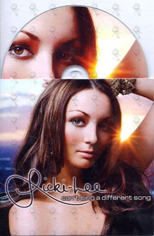 RICKI-LEE - Can't Sing A Different Song - 1