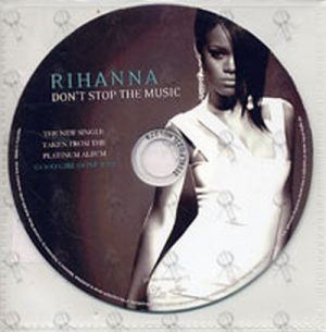RIHANNA - Don't Stop The Music - 1