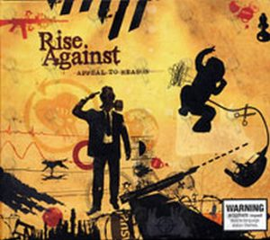 RISE AGAINST - Appeal To Reason - 1