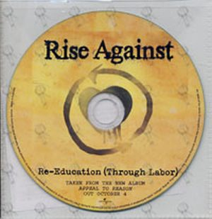 RISE AGAINST - Re-Education (Through Labor) - 1