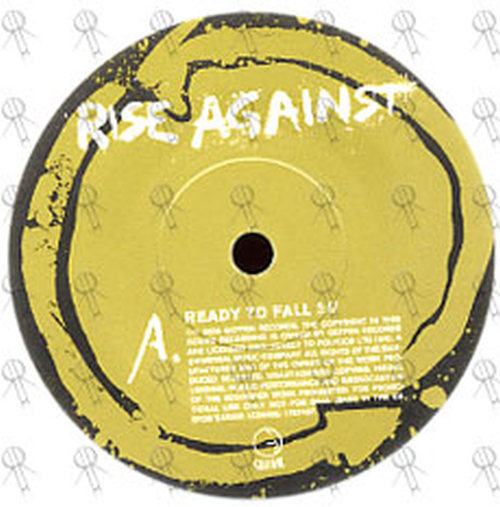 RISE AGAINST - Ready To Fall - 4
