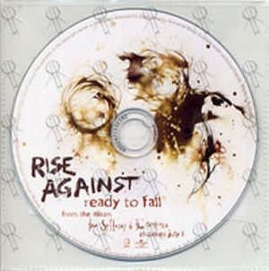 RISE AGAINST - Ready To Fall - 1