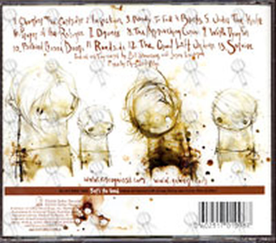 RISE AGAINST - The Sufferer & The Witness - 2