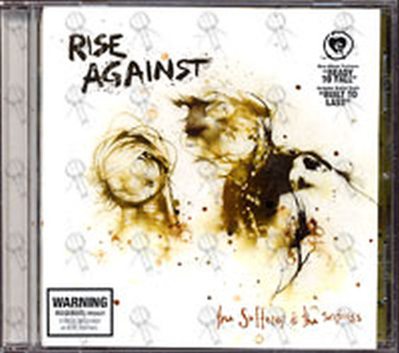 RISE AGAINST - The Sufferer & The Witness - 1