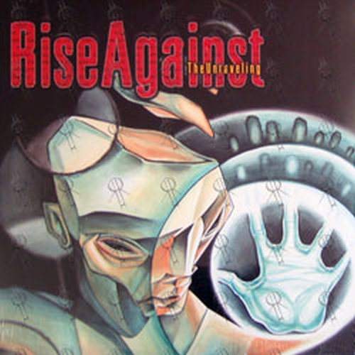 RISE AGAINST - The Unravling - 2