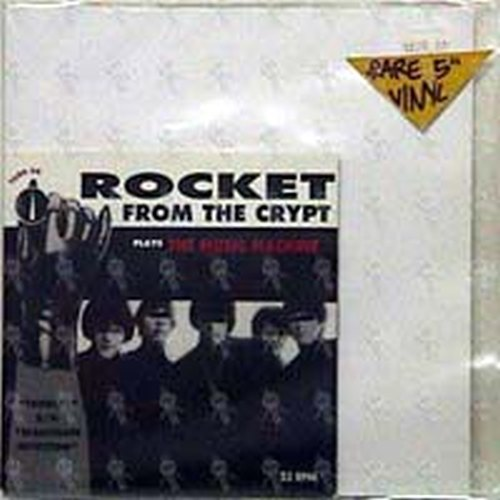 ROCKET FROM THE CRYPT - The Music Machine - 1