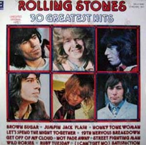 ROLLING STONES - 30 Greatest Hits - 1