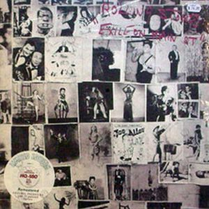 ROLLING STONES - Exile On Main St - 1