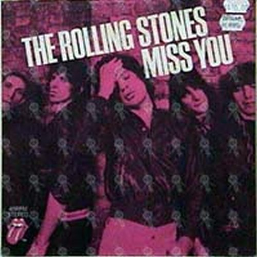 ROLLING STONES - Miss You - 1