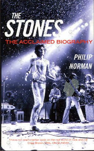 ROLLING STONES - The Acclaimed Biography - 1