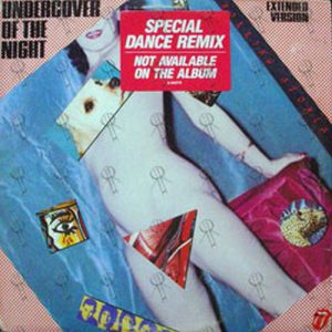 ROLLING STONES - Undercover Of The Night (Extended Version) - 1