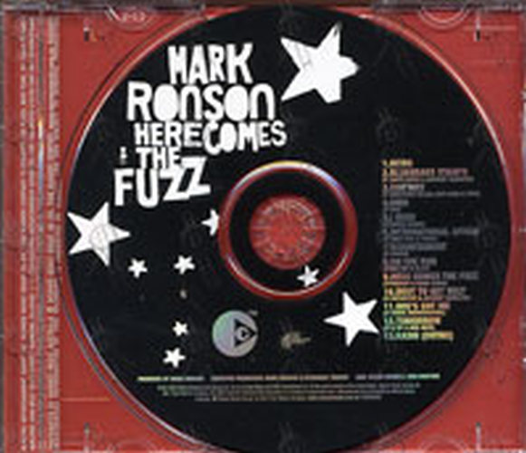 RONSON-- MARK - Here Comes The Fuzz - 3