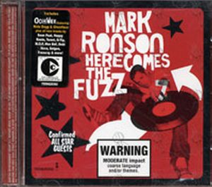 RONSON-- MARK - Here Comes The Fuzz - 1