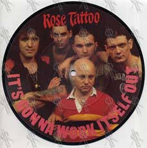 ROSE TATTOO - It's Gonna Work Itself Out - 1