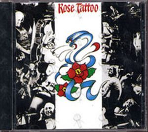 ROSE TATTOO - Rose Tattoo - 1