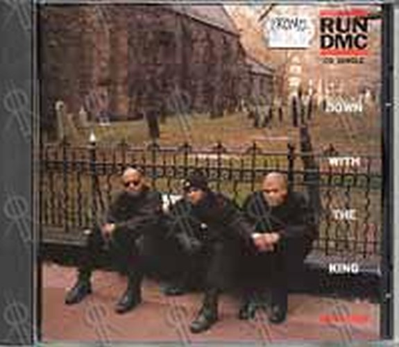 RUN DMC - Down With The King - 1