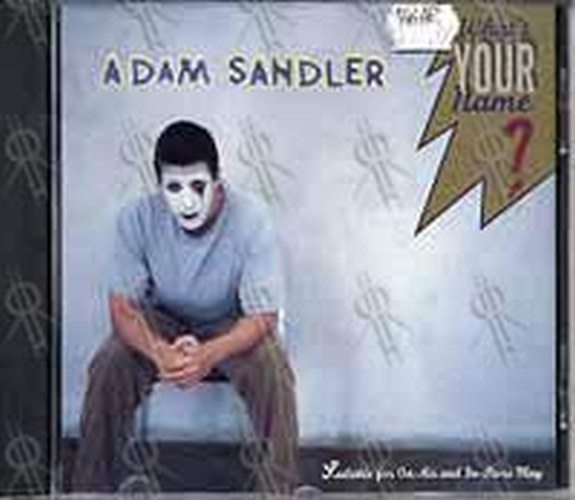 SANDLER-- ADAM - What's Your Name? - 1