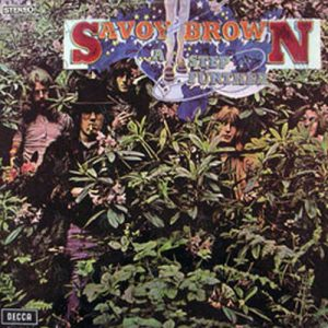SAVOY BROWN - A Step Further - 1