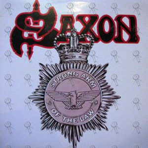 SAXON - Strong Arm Of The Law - 1
