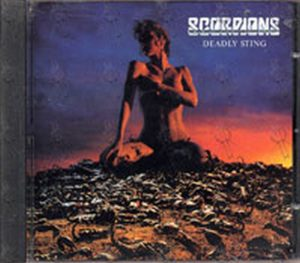 SCORPIONS - Deadly Sting - 1