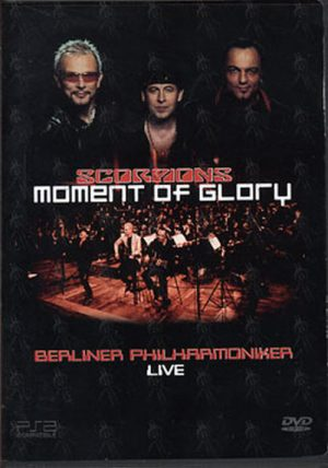 SCORPIONS - Moment Of Glory: Berliner Philharmoniker Live - 1