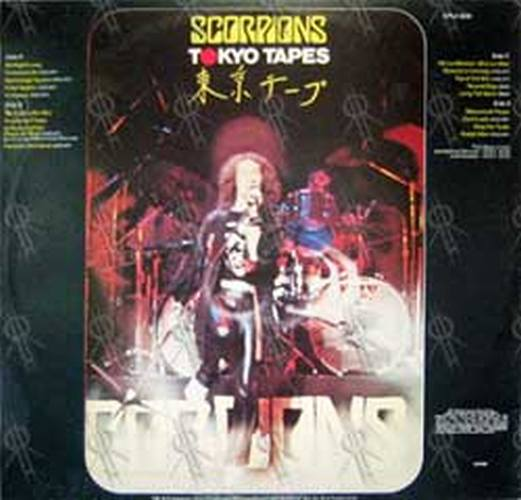 SCORPIONS - Tokyo Tapes - 2