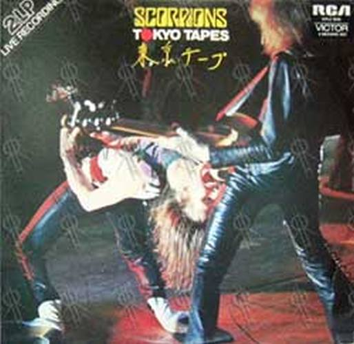 SCORPIONS - Tokyo Tapes - 1