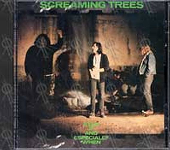 SCREAMING TREES-- THE - Even If And Especially When - 1