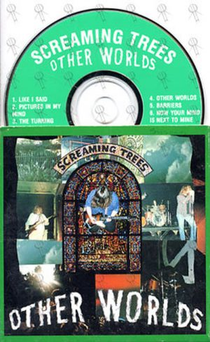 SCREAMING TREES-- THE - Other Worlds - 1