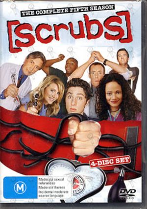 SCRUBS - The Complete Fifth Season - 1