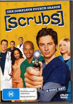 SCRUBS - The Complete Fourth Season - 1