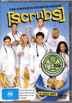 SCRUBS - The Complete Seventh Season - 1