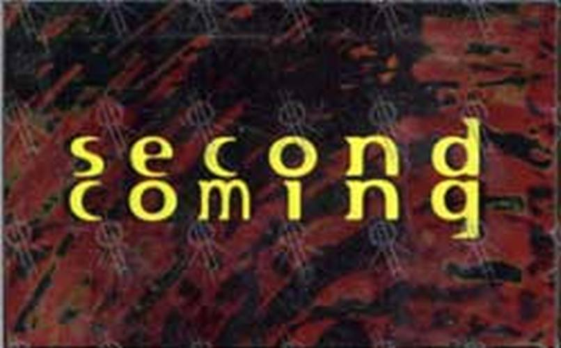 SECOND COMING - Confessional/Unknown Rider - 1
