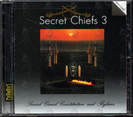 SECRET CHIEFS 3 - Second Grand Constitution And Bylaws - 1