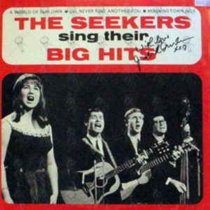 SEEKERS-- THE - Sing Their Big Hits - 1