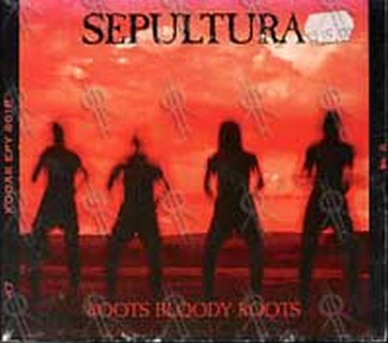 SEPULTURA - Roots Bloody Roots - 1