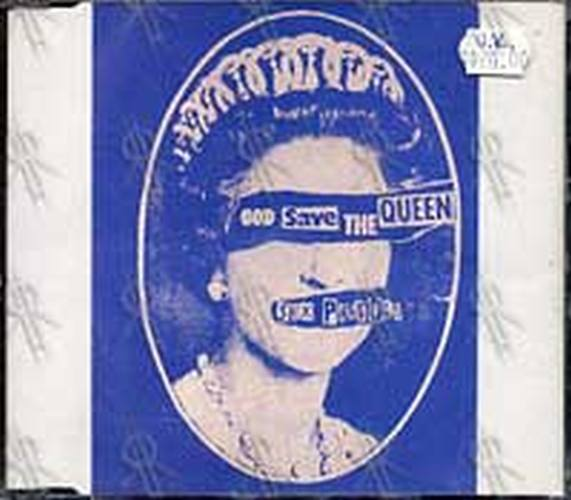 SEX PISTOLS - God Save The Queen - 1