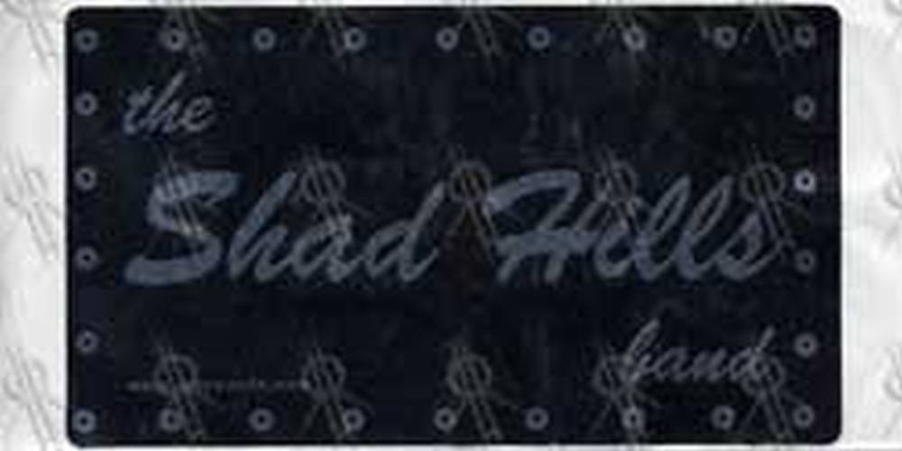 SHAD HILLS BAND-- THE - Sticker - 1