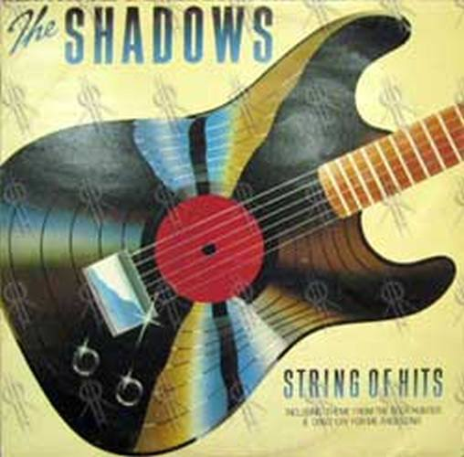 SHADOWS-- THE - String Of Hits - 1