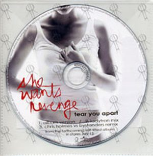 SHE WANTS REVENGE - Tear You Apart - 1