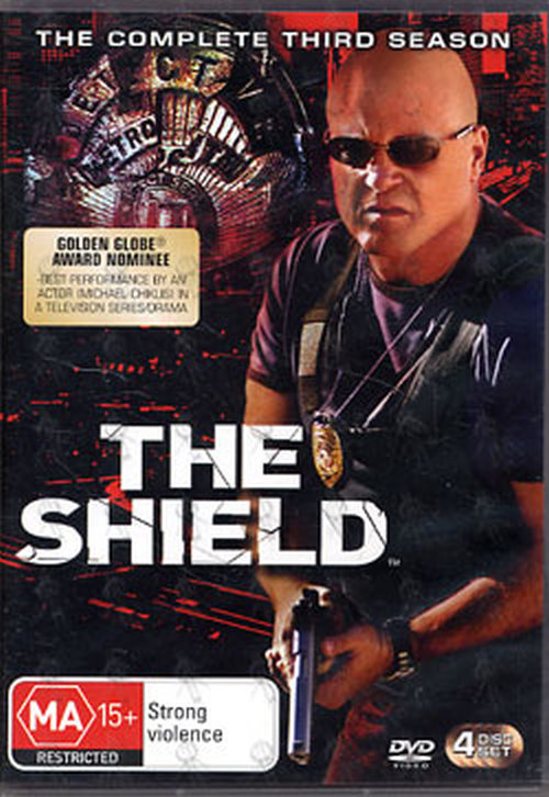 SHIELD-- THE - The Complete Third Season - 1