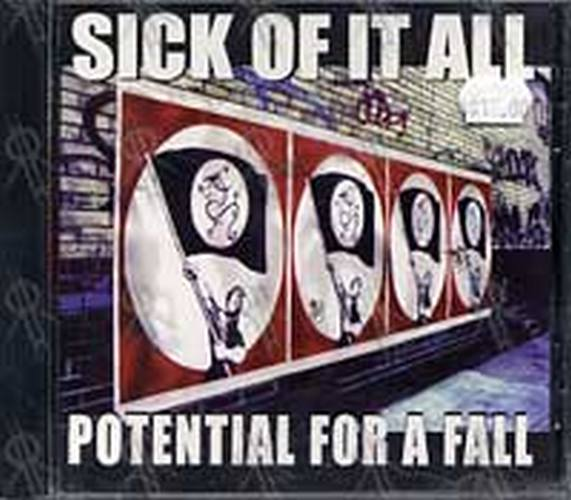 SICK OF IT ALL - Potential For A Fall - 1
