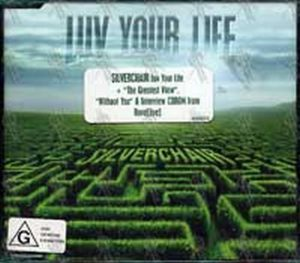 SILVERCHAIR - Luv Your Life - 1