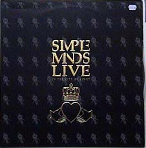 SIMPLE MINDS - Live: In The City Of Light - 1