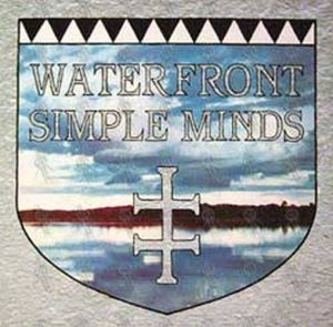 SIMPLE MINDS - Waterfront - 1